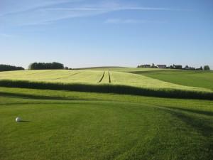Golfanlage Pfaffing natürlich gelegen