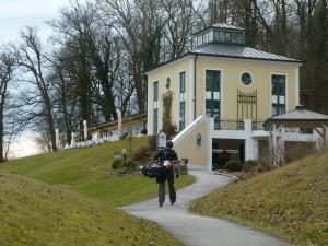 Clubhaus Golfclub Schloss Maxlrain