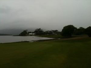 Killarney Golf & Fishing Club in typisch irischen Farben. Mein Favorit und jährlicher Austragungsort der Irish Open.