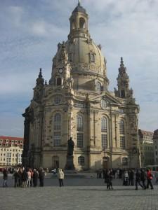 Die Frauenkirche zu Dresden: Ein restauriertes Meisterwerk.