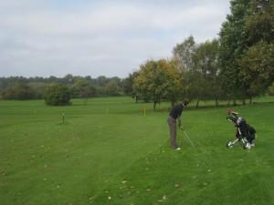 Golfanlage Dresden Ullersdorf: Natur pur!