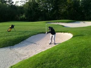 Golfpark Aschheim: anspruchsvoll und teilweise tricky
