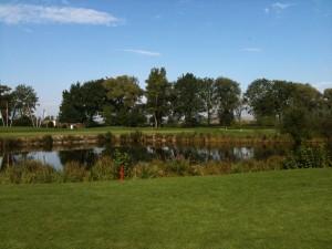 Spätsommer-Golfen auf dem Beckenbauer Course