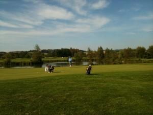 Beckenbauer-Course: Weitläufiger Platz