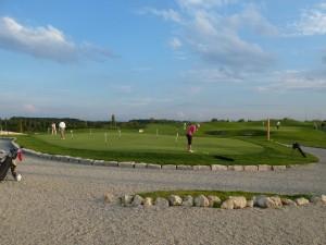 Green Hill: bessere Trainingsmöglichkeiten gibt es nicht im Münchener Osten