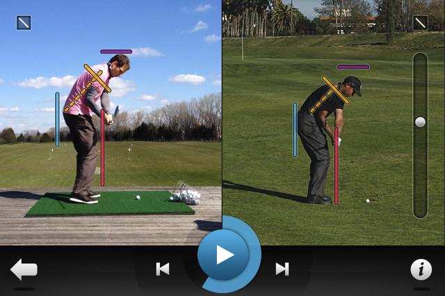 Iphone App Golf Entfernungsmesser : Golf apps die beste golfschwung analyse app golfshops uk